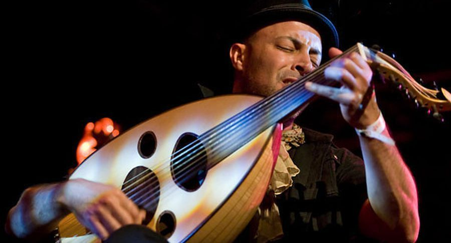 tunecino Dhafer Youssef