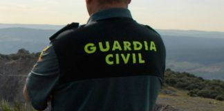 Agente de la Guardia Civil. baena