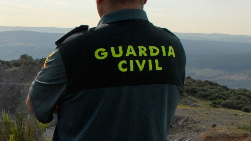carpio bar Puente Genil Guardia Civil