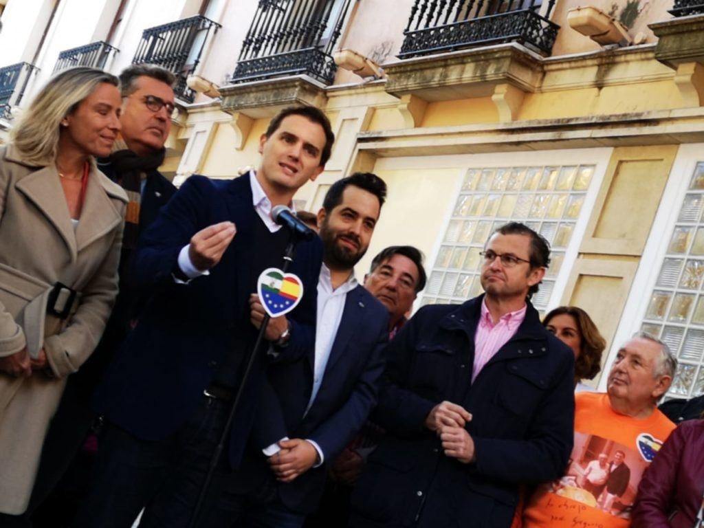 Albert Rivera./Foto: BJ