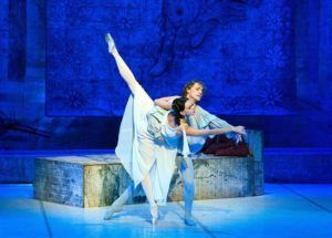 Ballet Imperial Ruso.