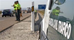 Guardia Civil./Foto: LVC conductores
