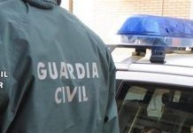instituto Guardia Civil montalbán