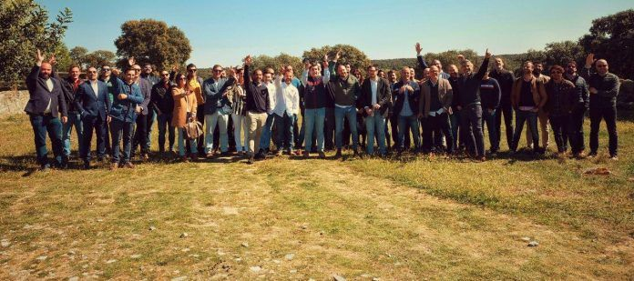 Asistentes al 'Rural Innovation Day' en Pozoblanco.