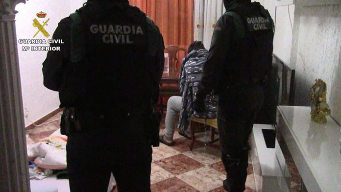 Operación Viridi de la Guardia Civil.