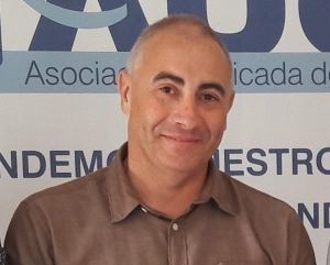 Francisco Cruz, de AUGC.