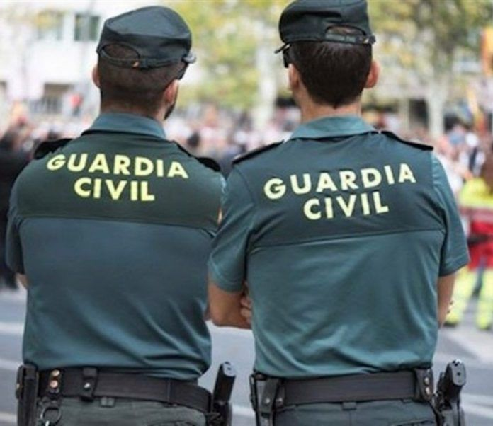 guardia civil Gómez festival augc