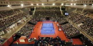 Torneo de pádel./Foto: World Padel Tour