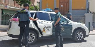 autopsia Guardia Civil./Foto: LVC