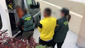 Guardia Civil crassus