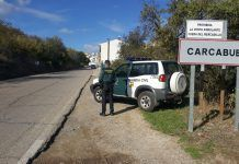 guardia civil carcabuey
