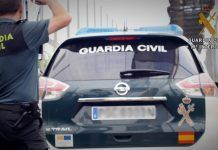 guardia civil gasoil Valencia