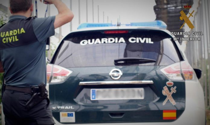 guardia civil gasoil Valencia AUGC criterios