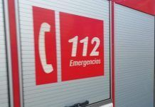 emergencias 112 incendio