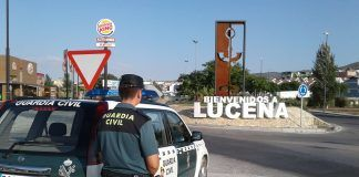 Guarcia Civil./Foto: LVC