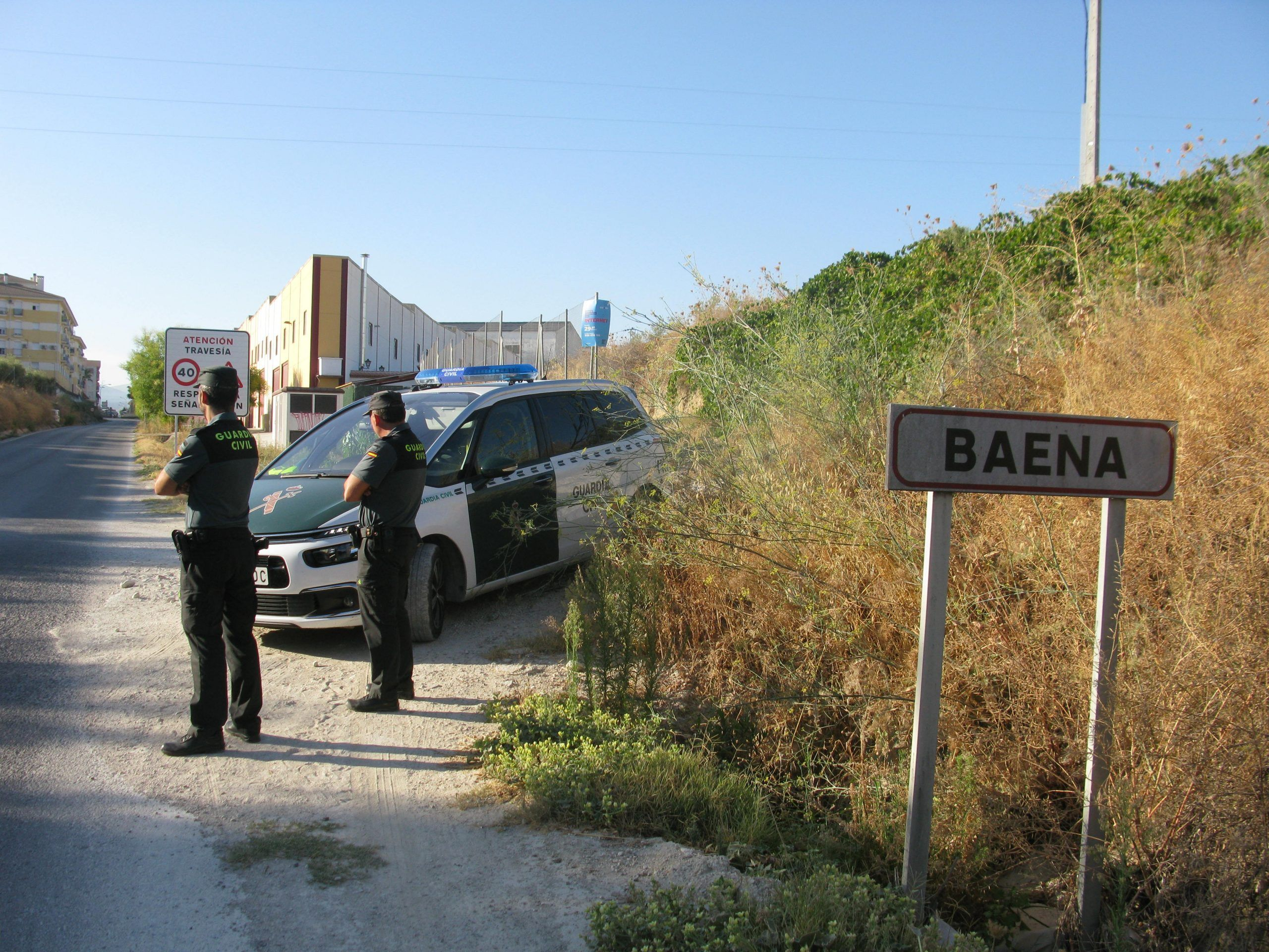 Guardia Civil./Foto: LVC