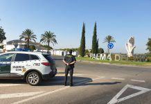 robo Guardia Civil./Foto: LVC