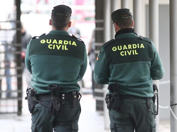 Guardia estado guardias