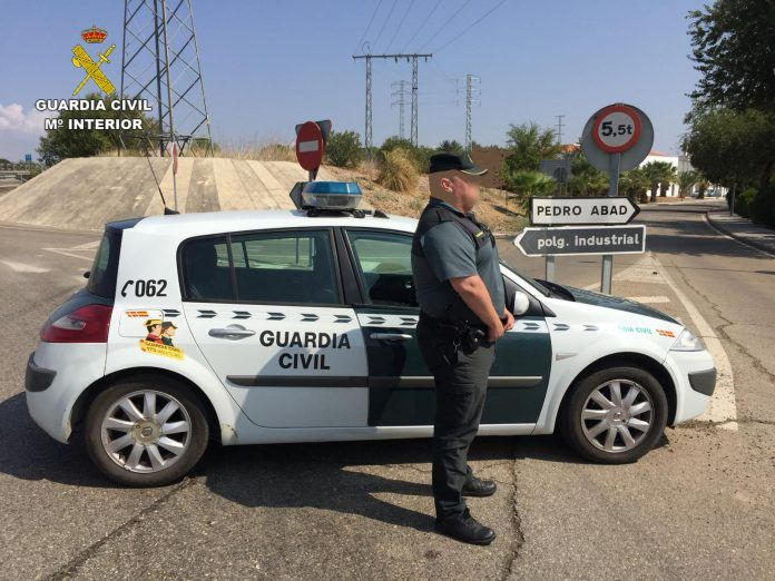 homicidio comité Guardia Civil.