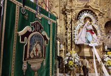 Virgen de la Cabeza./Foto: Francisco Patilla